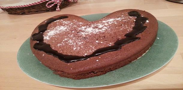 Gâteau au nutela et chocobon express