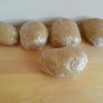 boules de pâte
