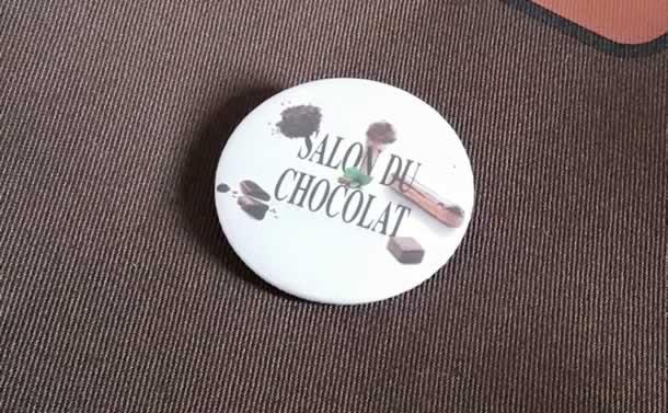 Après-midi au Salon du Chocolat 2015