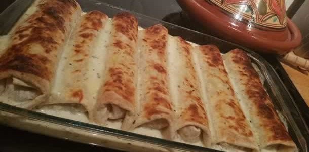 Pepperoni Pizza Enchiladas Recipes — Dishmaps