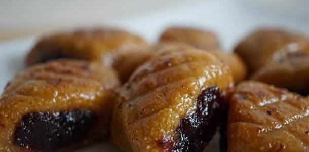 Makroud aux dattes et à la graine de nigelle