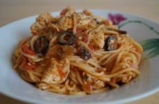 one-post-pasta-a-la-dinde-et-aux-olives