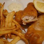Le fameux «Fish&Chips»