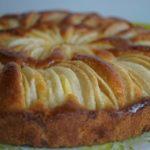 Moelleux suisse aux pommes-poires