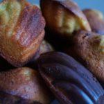 Madeleines de Proust à la pistache