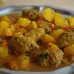 Marqa au bœuf et pommes de terre