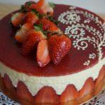 Fraisier et Tutti Frutti