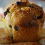 Muffins moelleux aux poires/pépites de chocolat