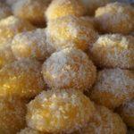 Boules noix de coco très fondantes