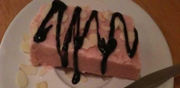 Glace à la fraise (avec ou sans sorbetière)