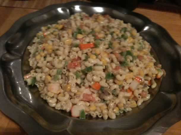 Salade de nouilles