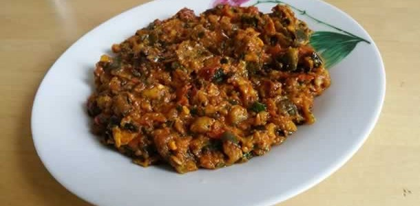 cuisine marocaine za3louk