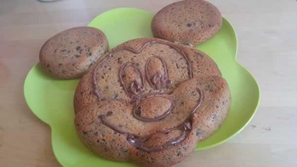 Cookies géant