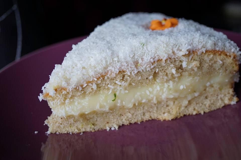 Le Mont Blanc, gâteau antillais