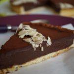 Tarte au chocolat (recette traditionnelle)