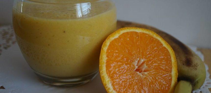 Jus Orange&Banane