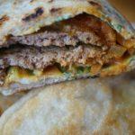 Chapatis Mah'dia (sandwich tunisien)