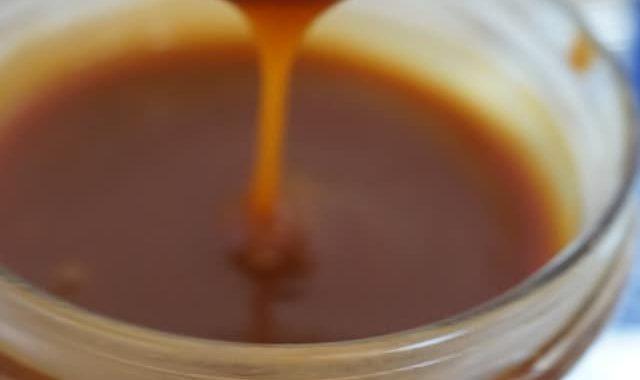 Caramel à la fleur de sel